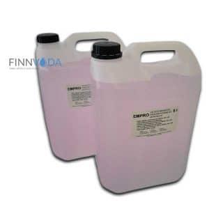 EMPRO-250 Vedenpuhdistuslaitteen talvehtimisnesteet